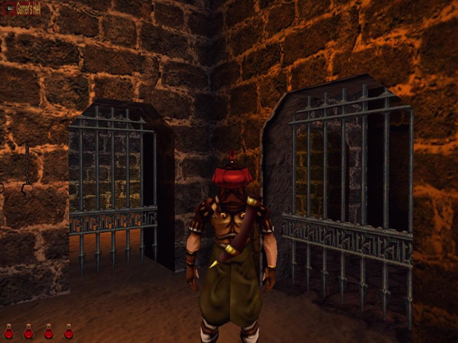 Prince of Persia 3D Screenshot 2