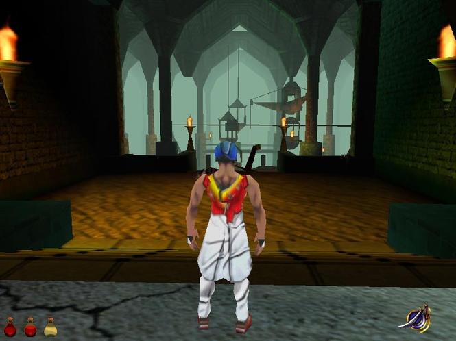 Prince of Persia 3D Screenshot 3