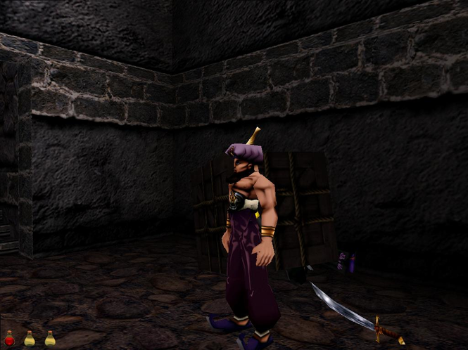 Prince of Persia 3D Screenshot 4
