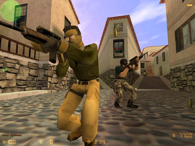 Counter-Strike Screenshot