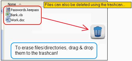 Free File Wiper Screenshot 2