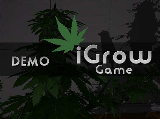 iGrow Game Demo Screenshot