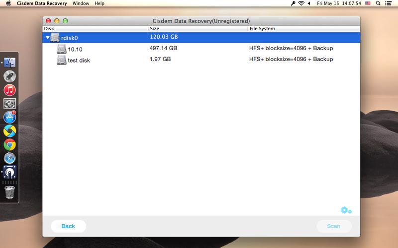 Cisdem DataRecovery for Mac Screenshot 16