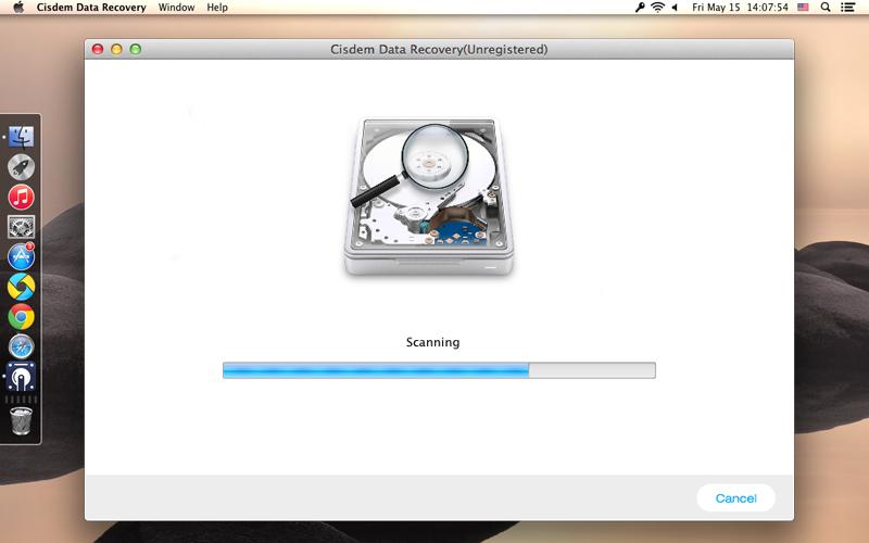 Cisdem DataRecovery for Mac Screenshot 4