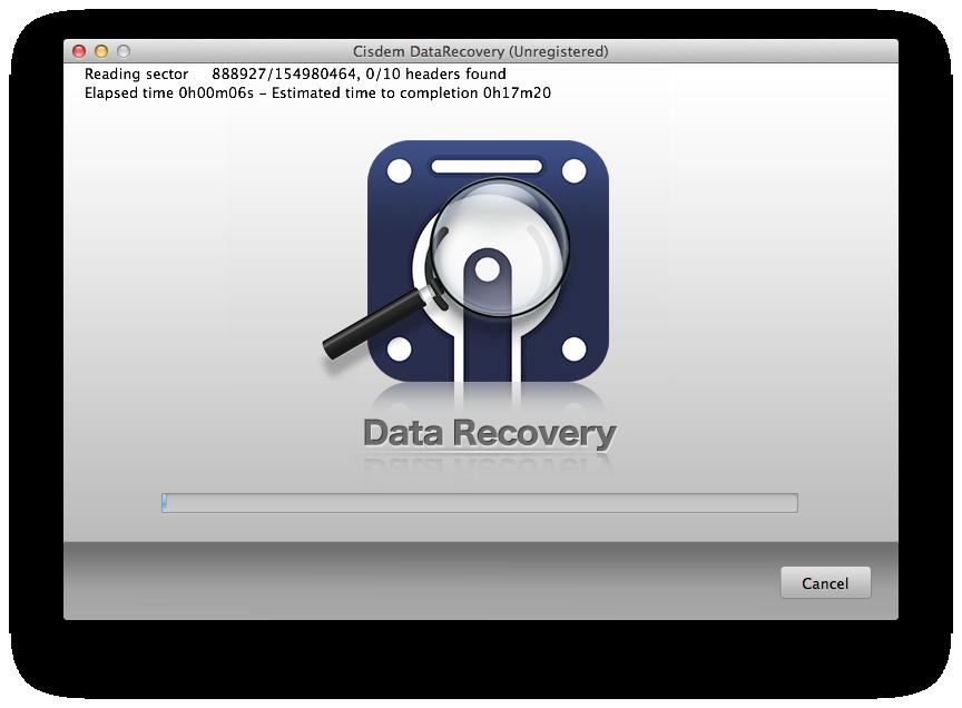 Cisdem DataRecovery for Mac Screenshot 7