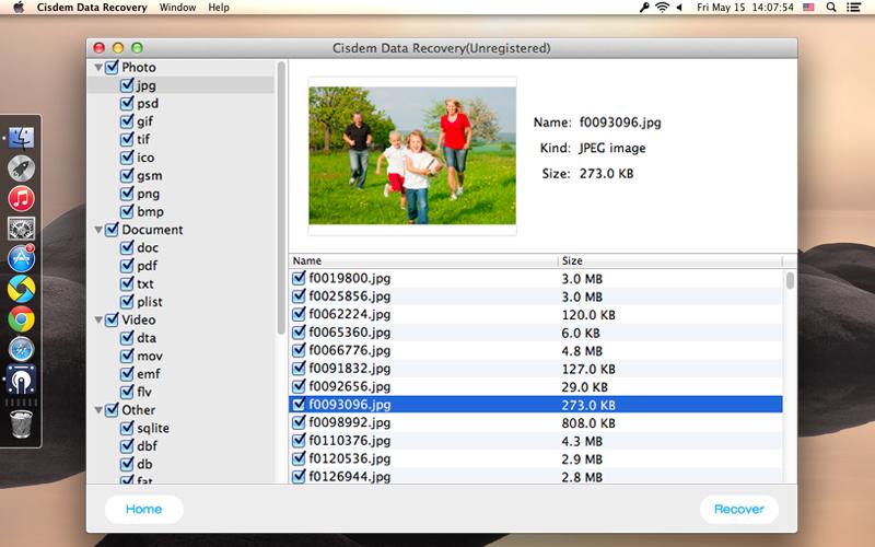 Cisdem DataRecovery for Mac Screenshot 14