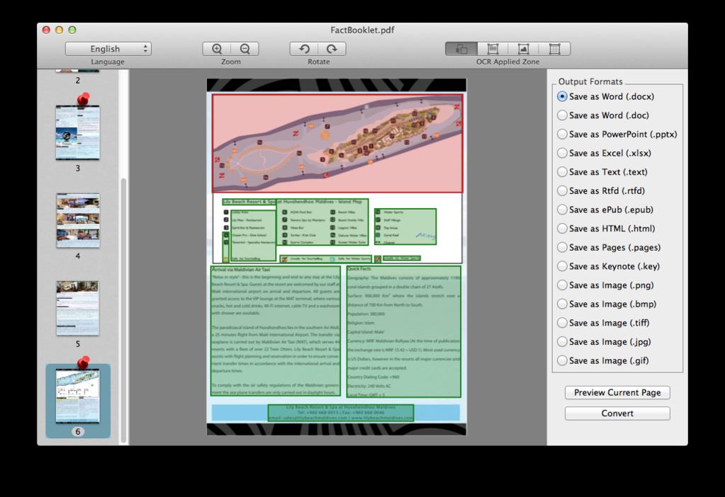 Cisdem PDFManagerUltimate for Mac Screenshot 3