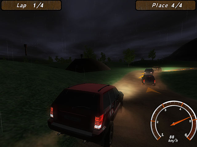 4x4 Offroad Race Screenshot 1
