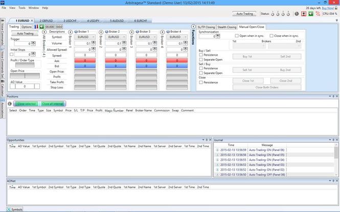 Arbitrageur Screenshot 1