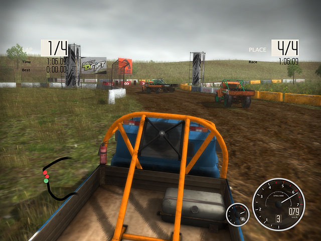 Autocross Truck Racing Screenshot