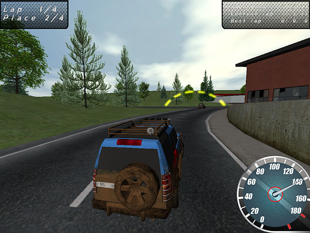 Crazy Offroad Racers Screenshot