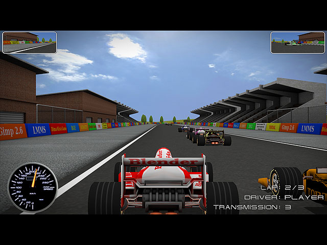 F1 Driver Screenshot