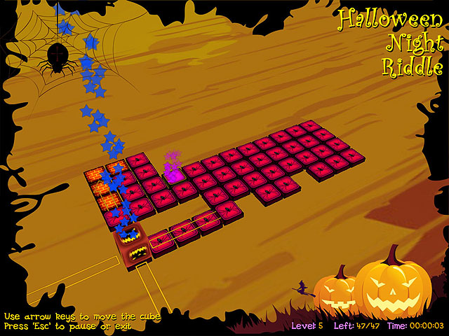 Halloween Night Riddle Screenshot 1