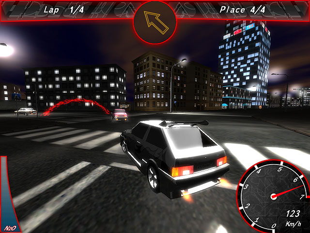 Illegal Street Racers Screenshot