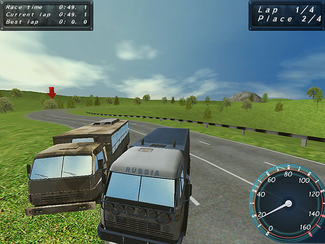 Max Power Trucks Screenshot