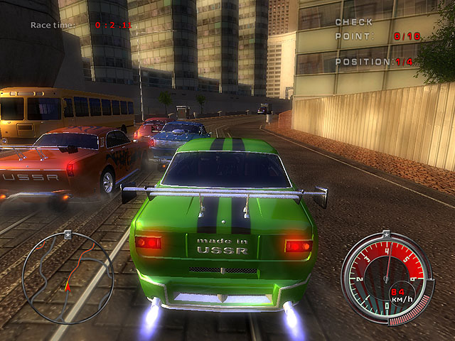 Muscle Cars Screenshot