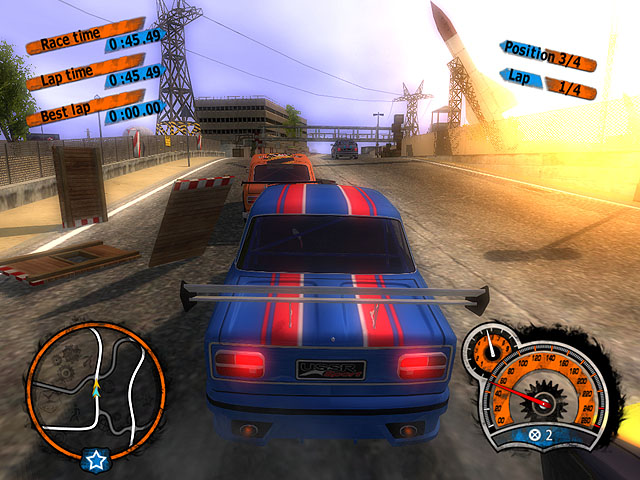 Racing Show Screenshot