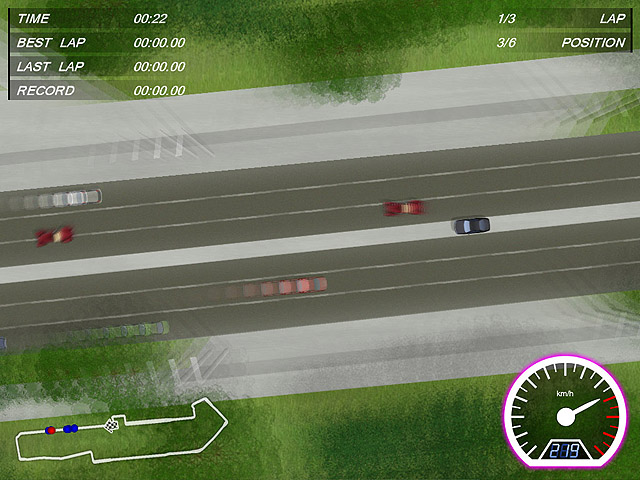 Shortcut Racers Screenshot 1