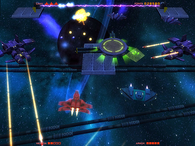 Star Warship Screenshot 1