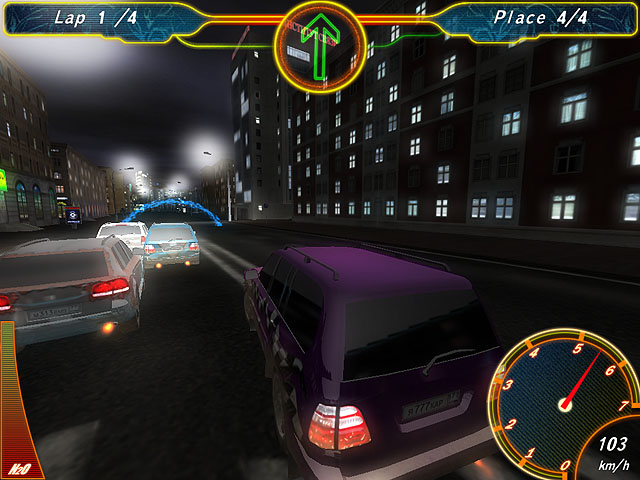 Street Racing 4x4 Screenshot 1