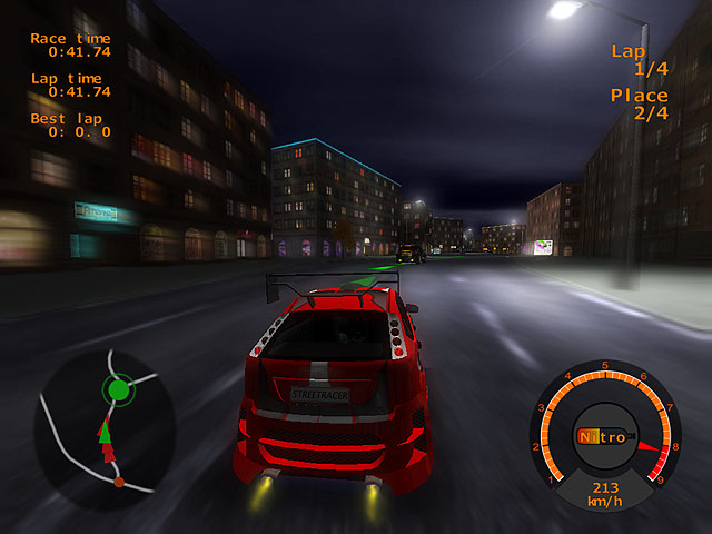 Street Racing Club Screenshot