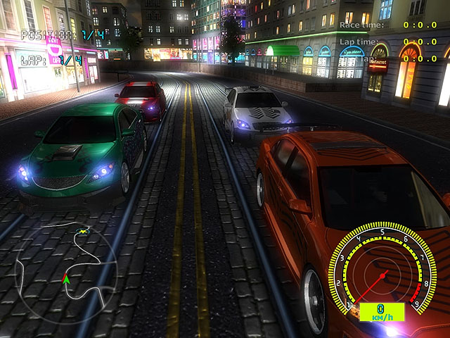 Street Racing Stars Screenshot