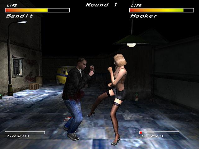Underground Fight Club Screenshot