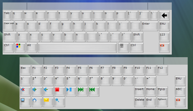 OS-Keyboard Screenshot