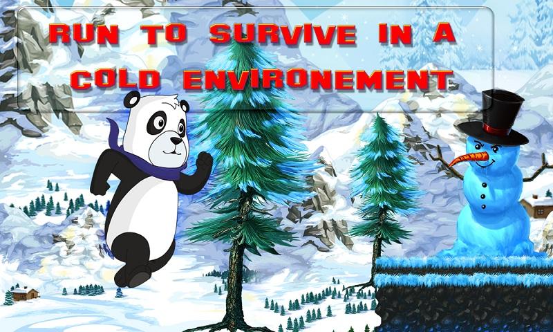 Yo-yo Baby Panda Run Screenshot 3