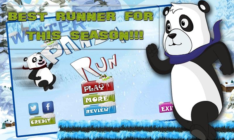 Yo-yo Baby Panda Run Screenshot 1