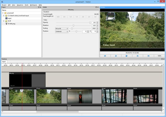 Vidiot Screenshot 2