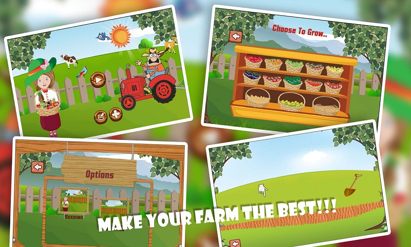 Jolly Little Farm Girl Screenshot 3