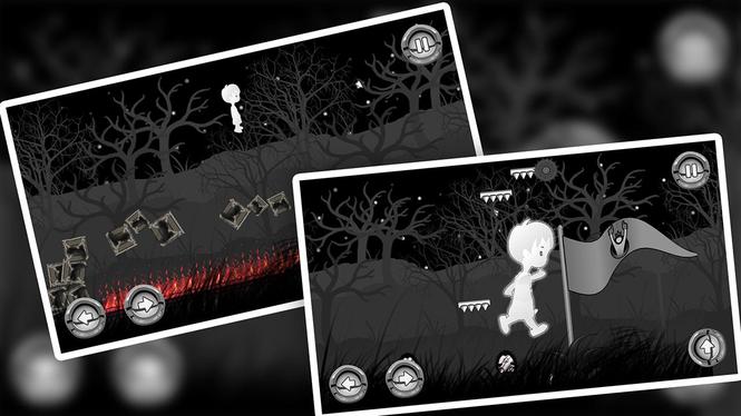 Lost In the Dark forest Screenshot 1