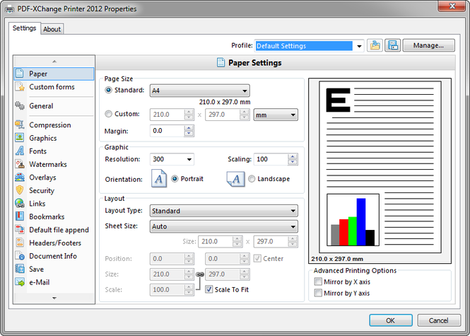 PDF-XChange Standard Screenshot