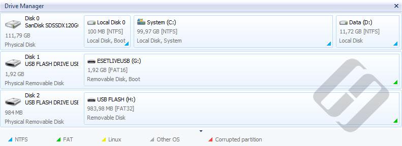 Hetman NTFS Recovery Screenshot 3
