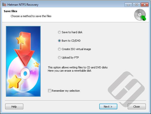 Hetman NTFS Recovery Screenshot 7