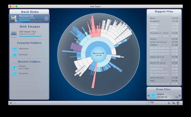 Disk Expert Screenshot 1