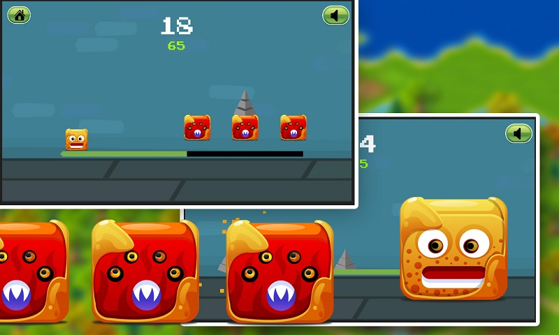 Geometry Spike Rush 2 Screenshot 2
