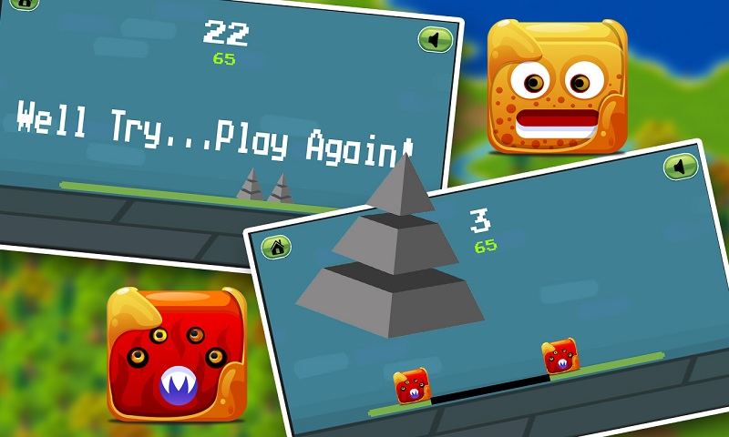 Geometry Spike Rush 2 Screenshot 3
