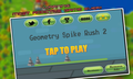 Geometry Spike Rush 2 1