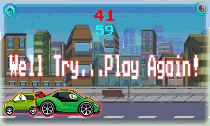 Jumpy Car addicting game Screenshot 6