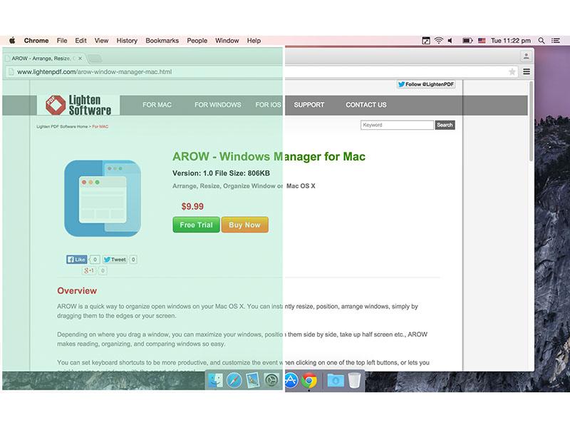 AROW Screenshot 3