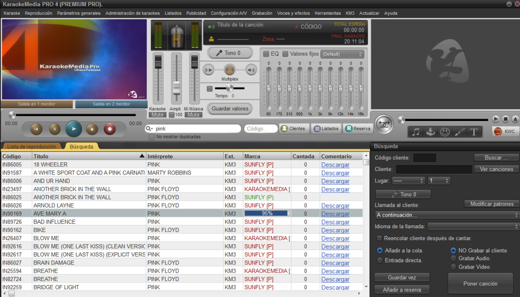KaraokeMedia Pro 4 Trial Screenshot 2