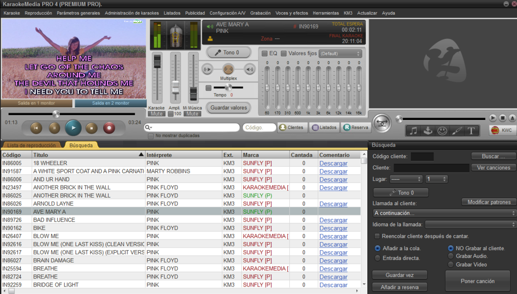 KaraokeMedia Pro 4 Trial Screenshot 3