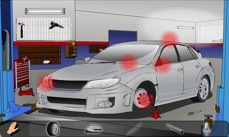 Rebuild A Car Screenshot 1