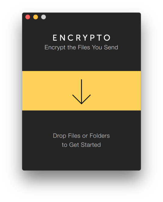 Encrypto Screenshot 1