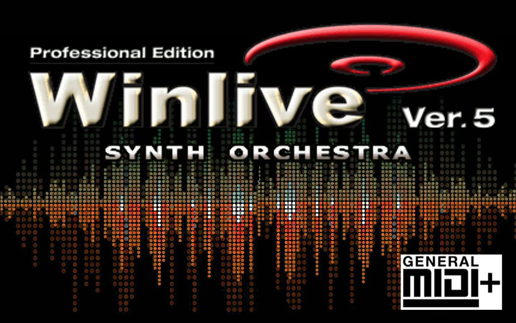 WINLIVE PRO SYNTH Screenshot 2
