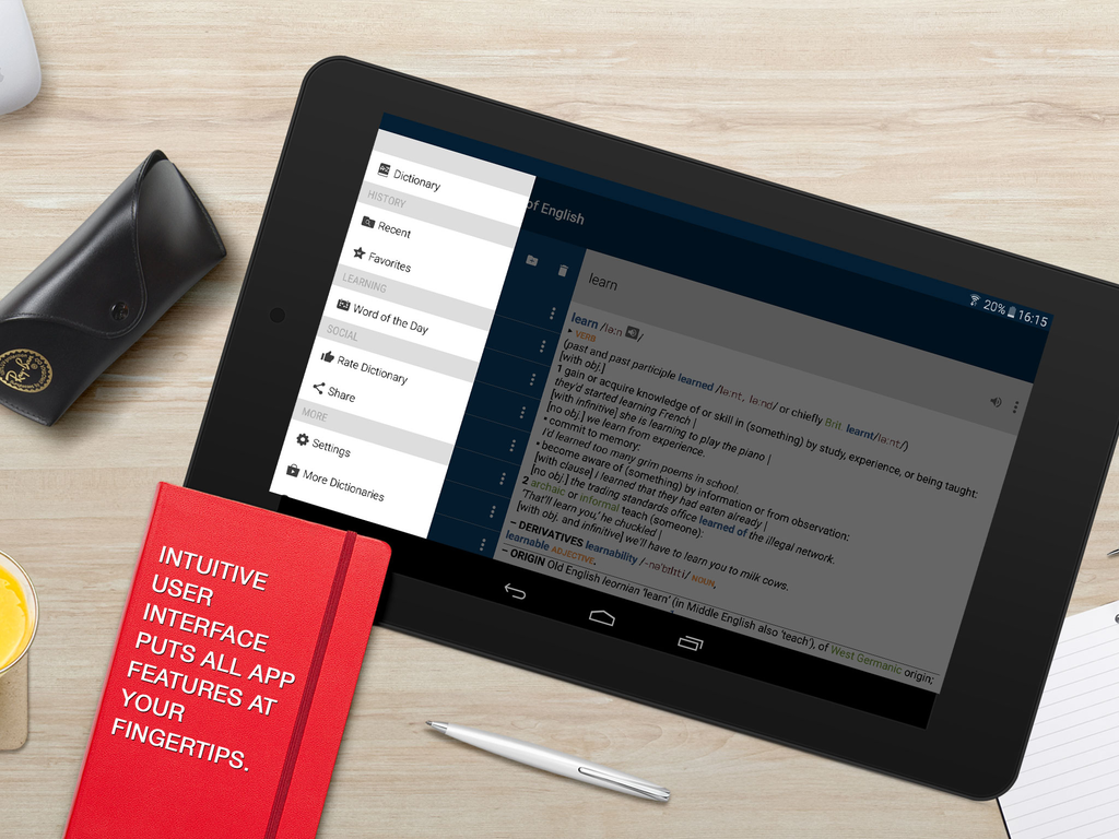 Oxford Dictionary of English with Audio Screenshot 16