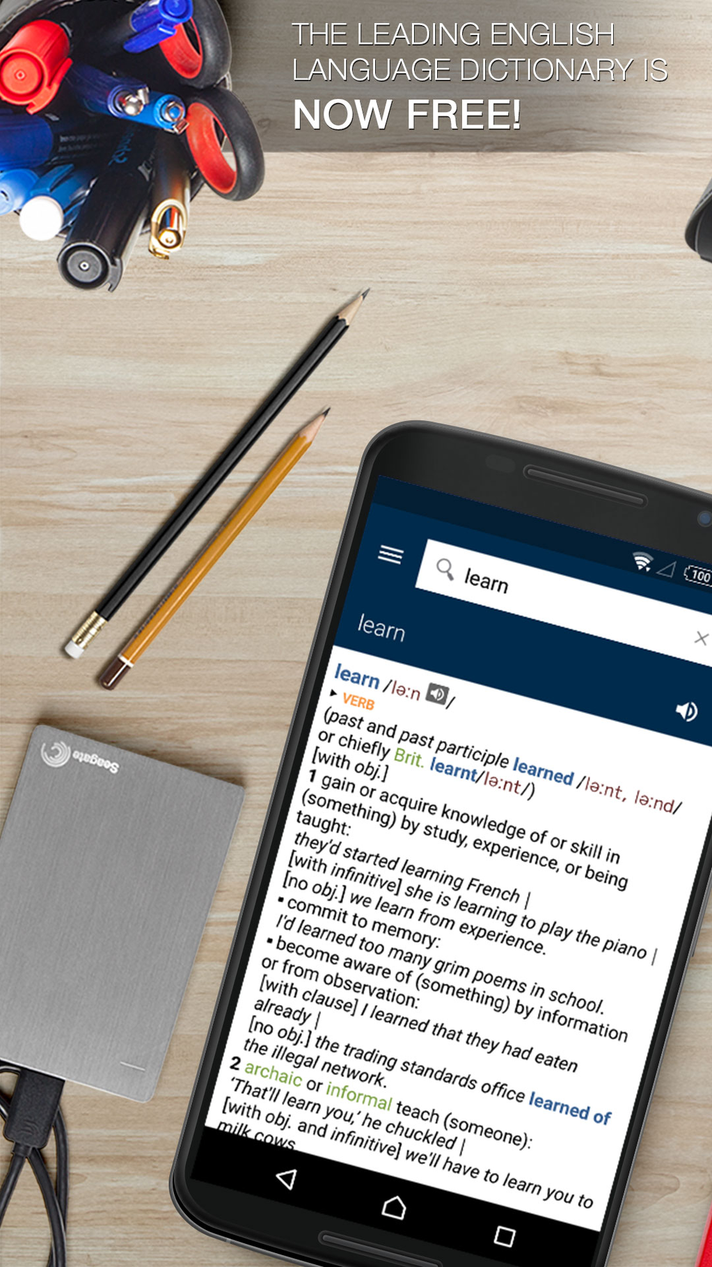 Oxford Dictionary of English with Audio Screenshot 10