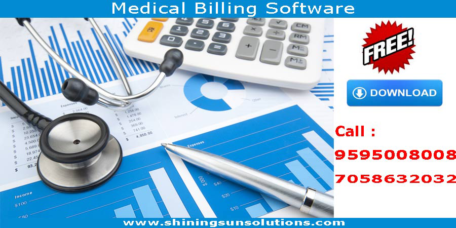 Medical Billing Software Screenshot